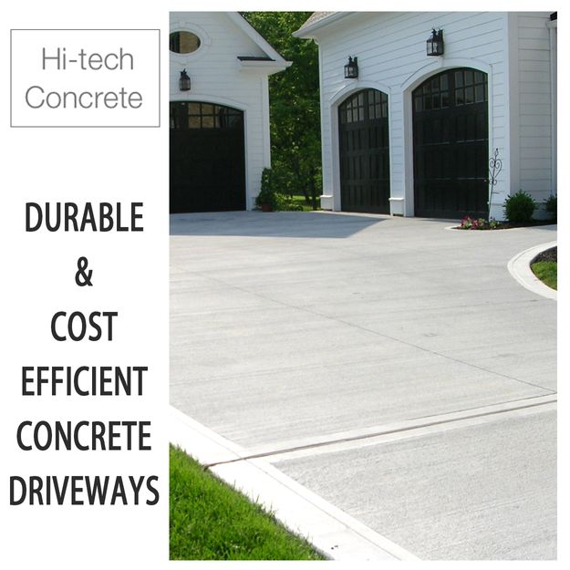 Decorative Concrete Driveways with Best Finishing | Concrete